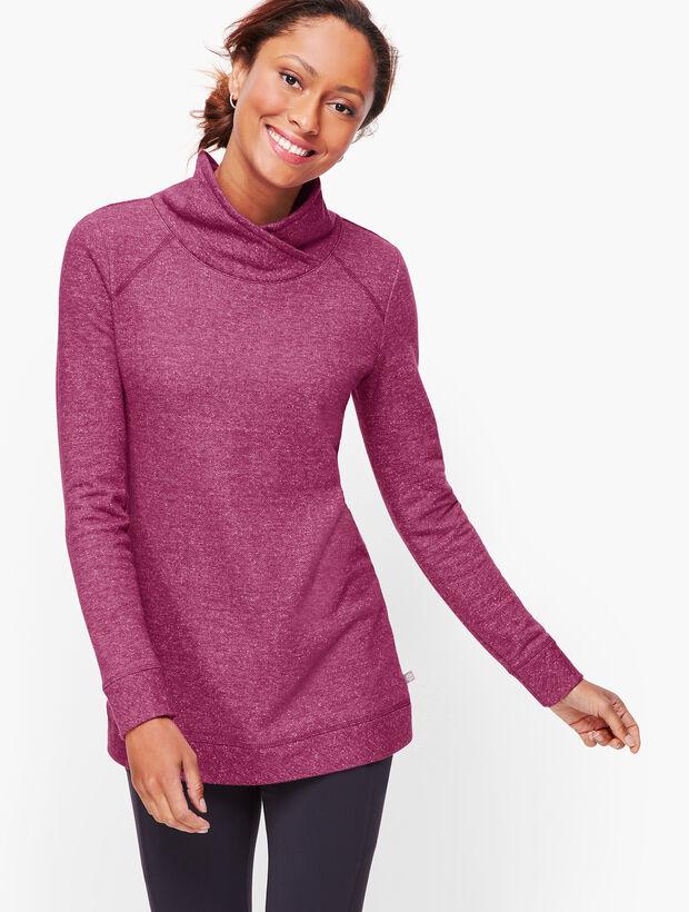 Plush Fleece Pullover