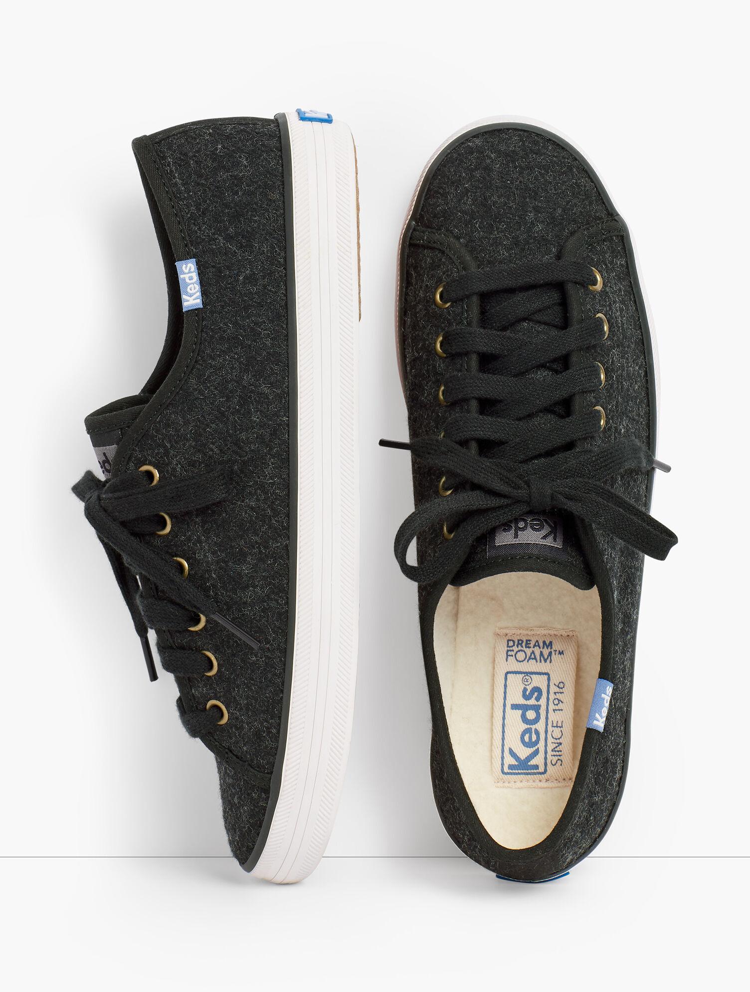 Keds® Kickstart Wool Sneakers   Talbots