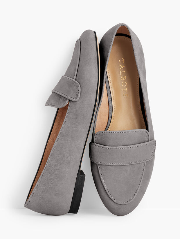 Ryan Keeper Loafers - Nubuck Leather