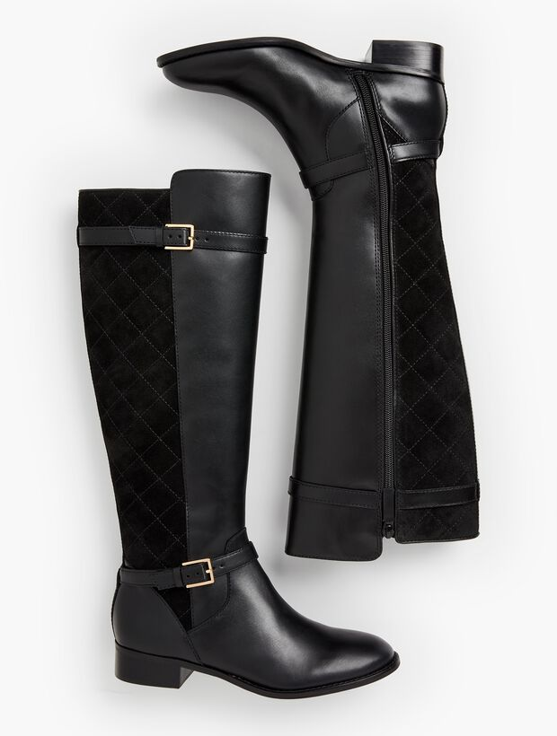 Tish Riding Boots