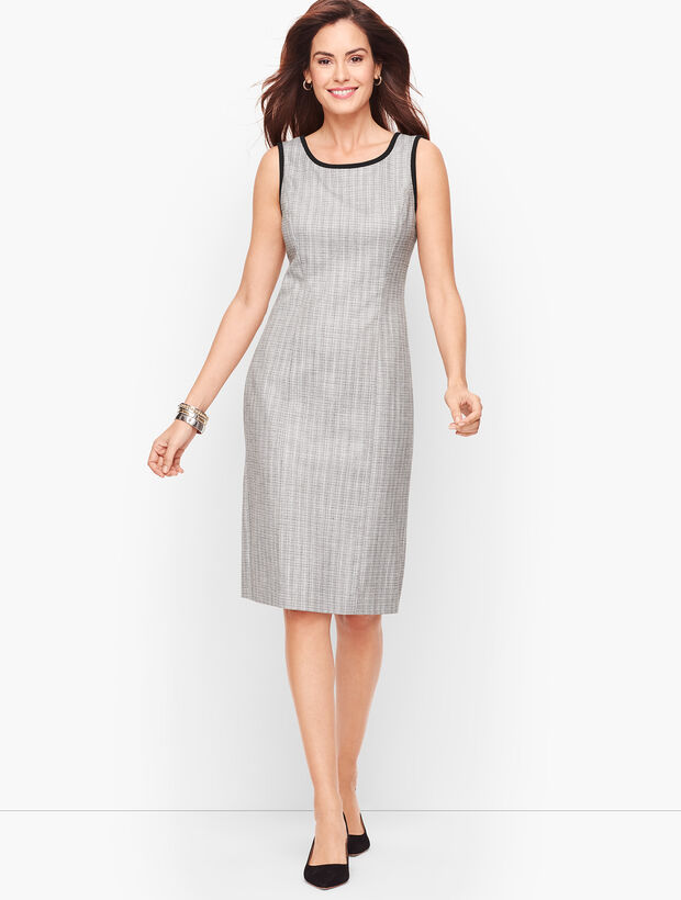 Westport Tweed Sheath Dress