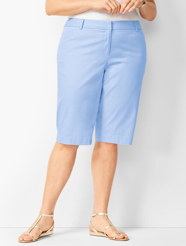 Perfect Longer-Length Shorts