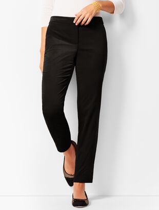 Talbots Hampshire Ankle Pants - Velveteen