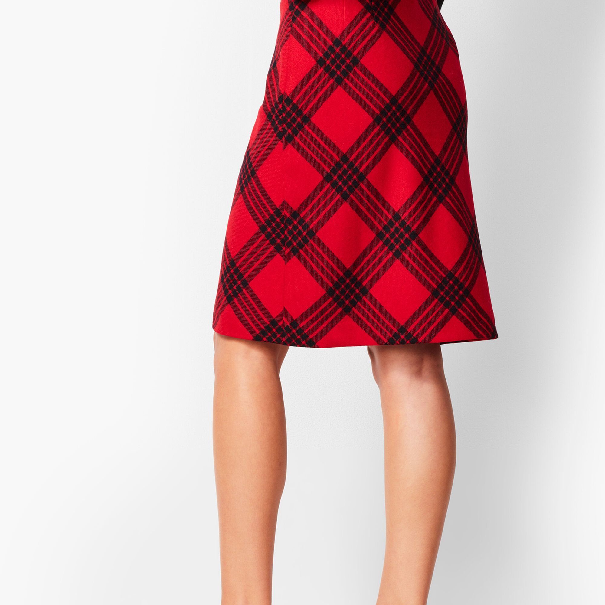 f333d8d65 Twill A-Line Skirt - Country Plaid Opens a New Window.