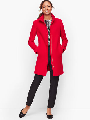 Albury Wool Stadium Coat