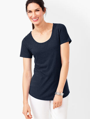 163c7b8d4d0e Tees and Knits | Talbots