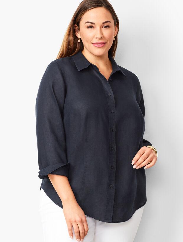 Perfect Shirt - Long Sleeves - Linen