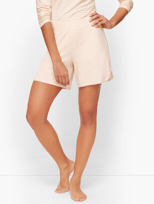 Lightweight Jersey Lounge Shorts
