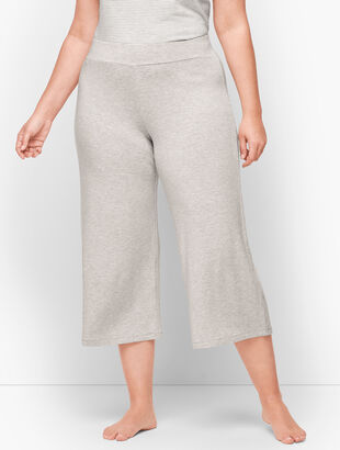 Cozy Soft Culottes