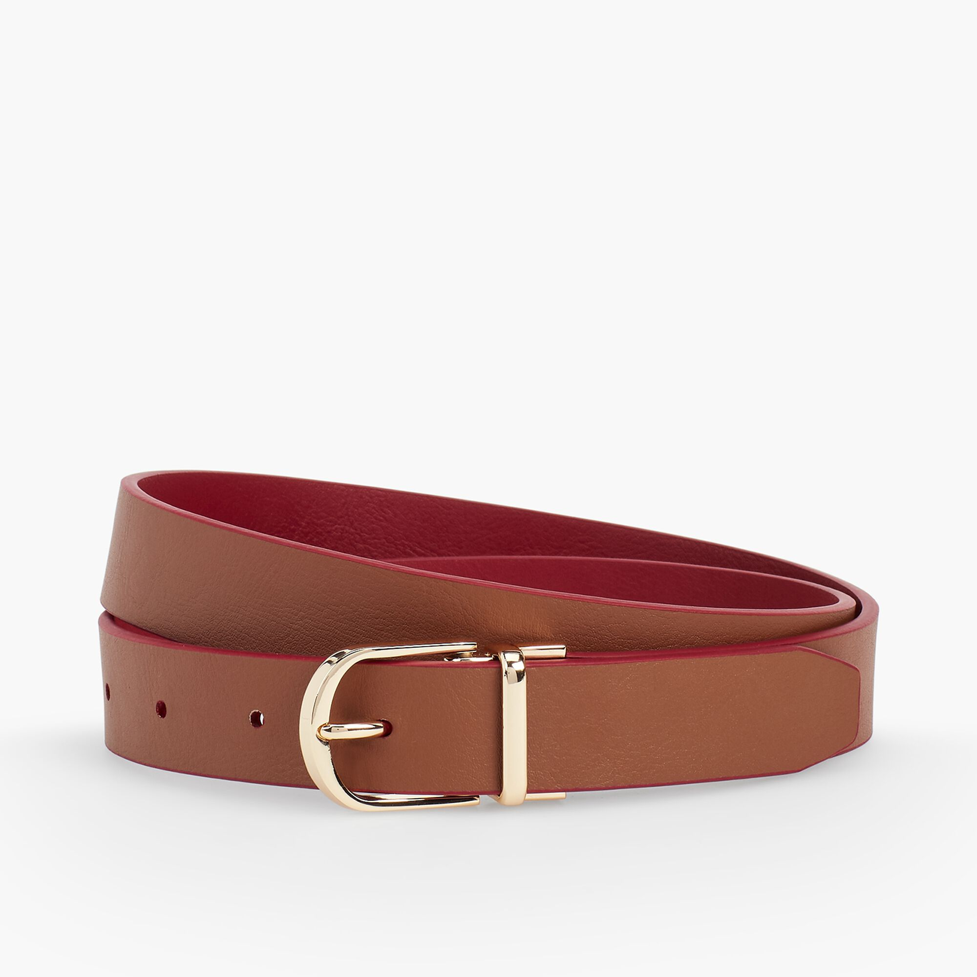 80657b271cd Leather Reversible Belt - Colors Opens a New Window.
