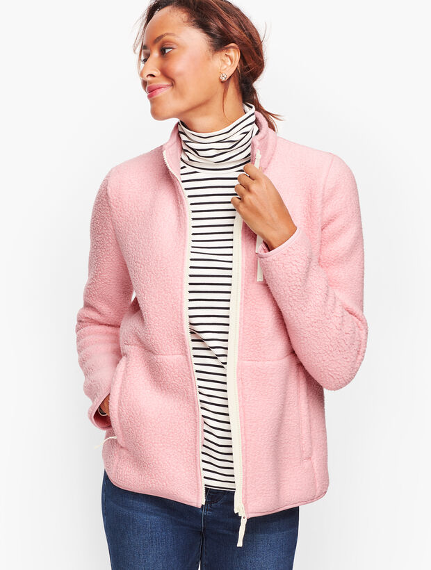 Polartec® Sherpa Fleece Jacket