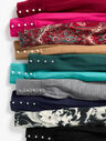 Merino Wool Sweater - Opulent Paisley