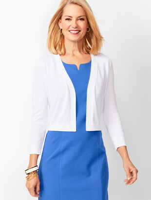 Classic Dress Shrug - Solid