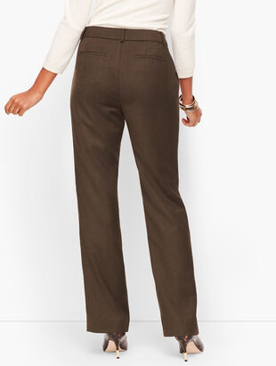 Luxe Flannel Windsor Pants