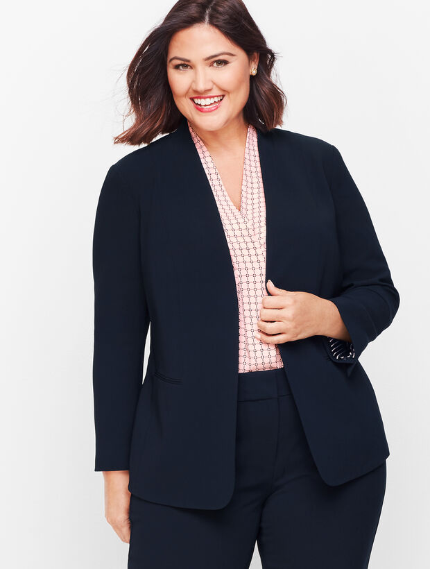 Easy Travel Suiting Jacket