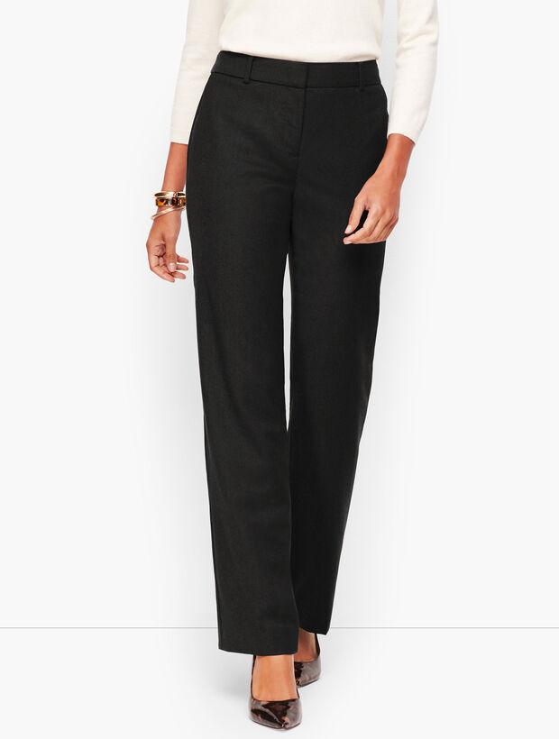 Luxe Flannel Windsor Pants