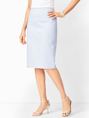 Biscay Pencil Skirt