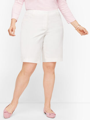 Perfect Shorts - Bermuda Length
