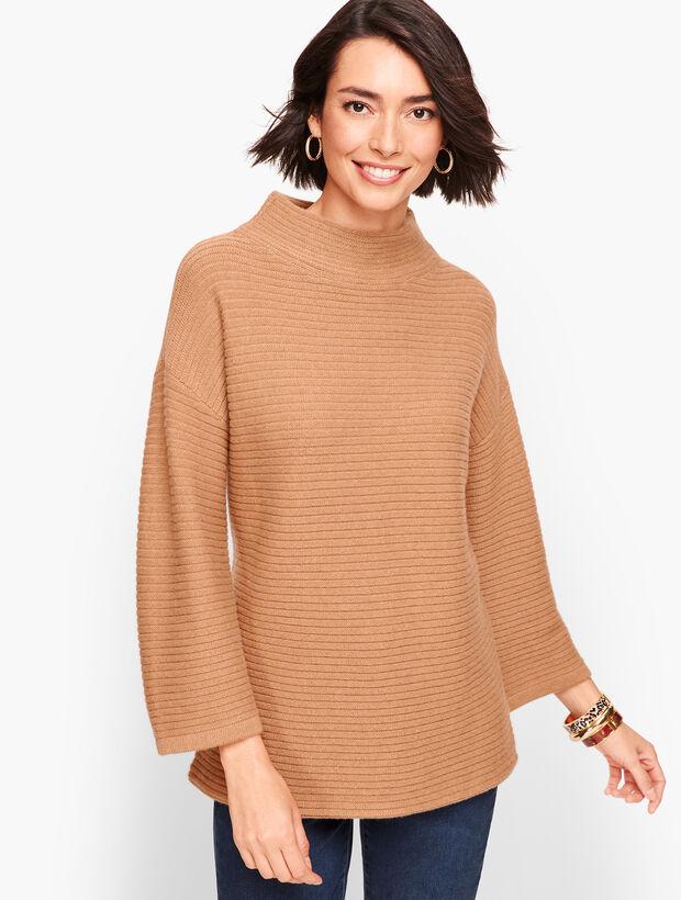 Cashmere Link Stitch Sweater