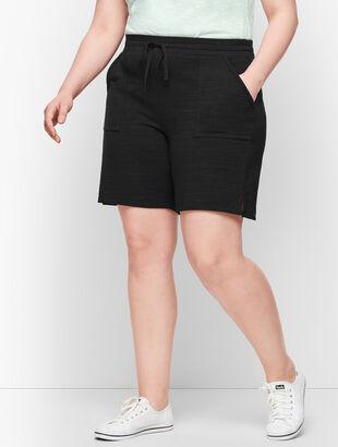 UPF 50+ Slub Terry Shorts - Colors
