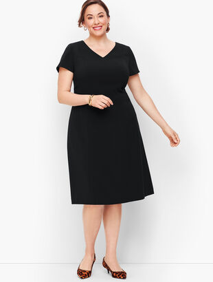 Easy Travel Collection - Fit & Flare Dress