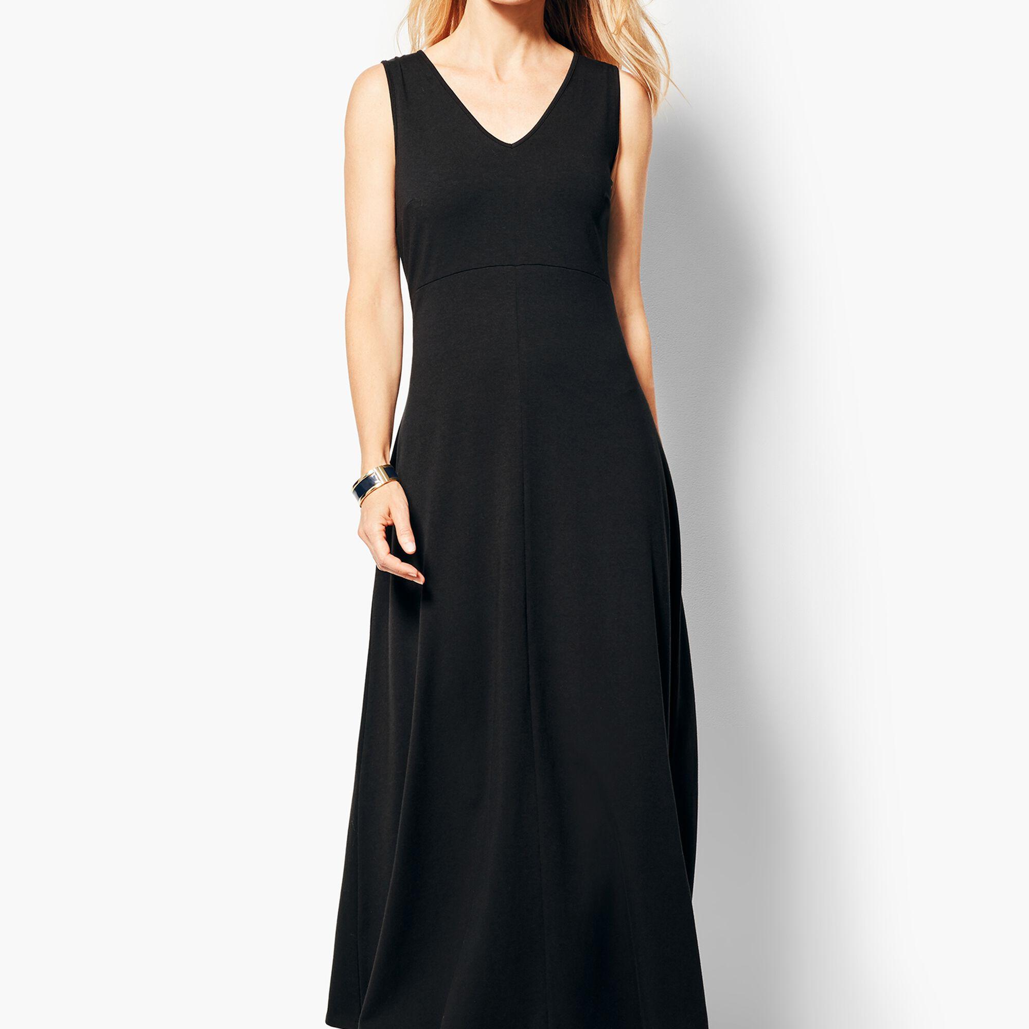 73d6143c94d Images. Casual Jersey Maxi Dress