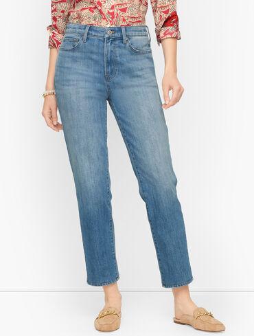 Modern Ankle Jeans - Atlas Wash