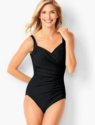 Miraclesuit(R) Sanibel One-Piece - DD Cups