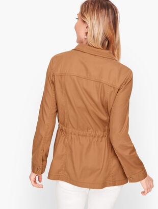 Safari Jacket - Twill