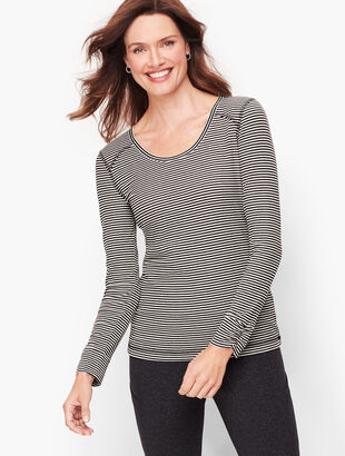 Long Sleeve Tee - Stripe