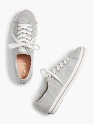 Keds™ Kickstart Jersey Sneakers