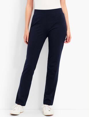 Everyday Full-Length Straight-Leg Yoga Pant