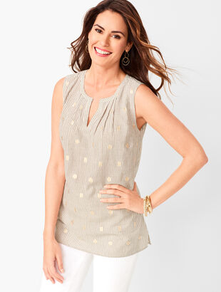4eb900473c65e Blouses and Shirts | Talbots