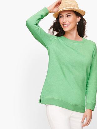 Heathered Sweatshirt