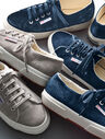 Superga® Sneakers - Shearling-Lined Suede