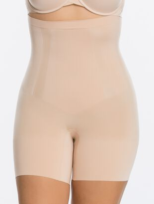 Spanx(R) OnCore High-Waist Mid-Thigh Short