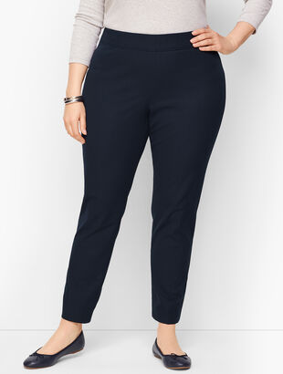 Talbots Essex Ankle Pant - Curvy Fit