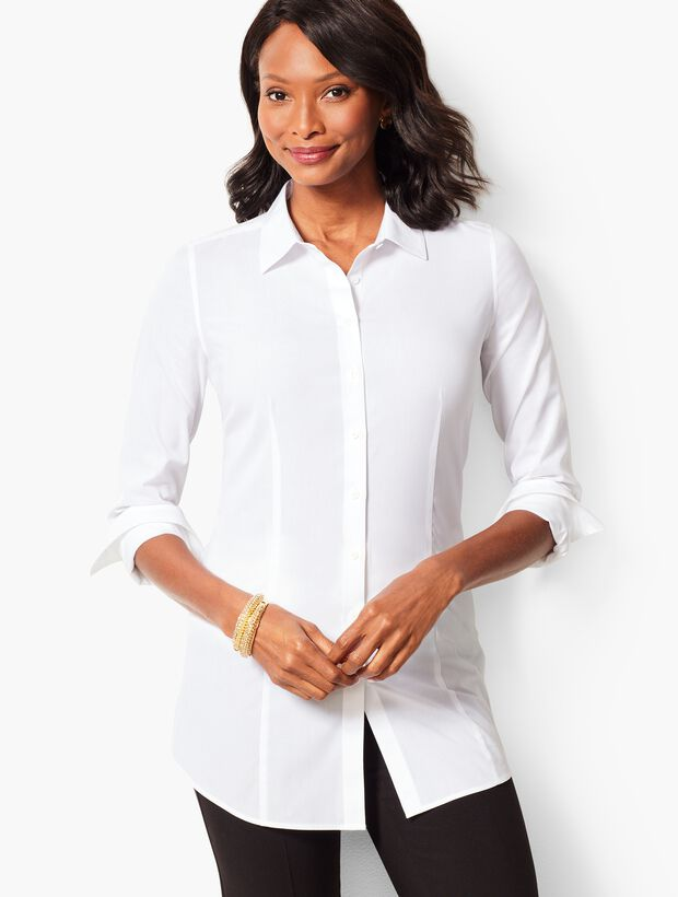 Longer-Length - Perfect Shirt