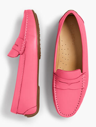Taylor Penny-Keeper Driving Moccasin