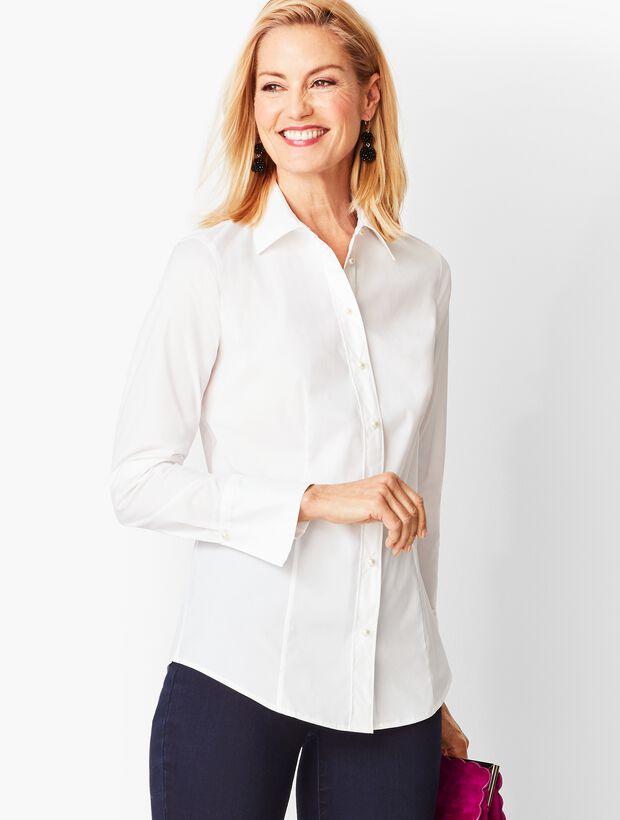 Pearl-Button Shirt