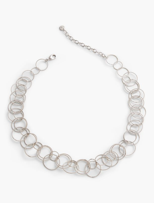 Delicate Multi-Link Necklace