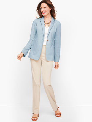 Monterey Single Button Blazer