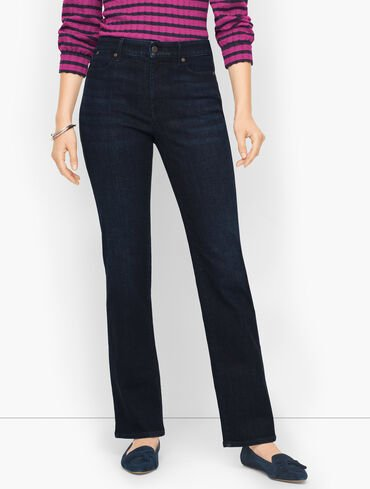 Barely Boot Jeans - Starlight Wash