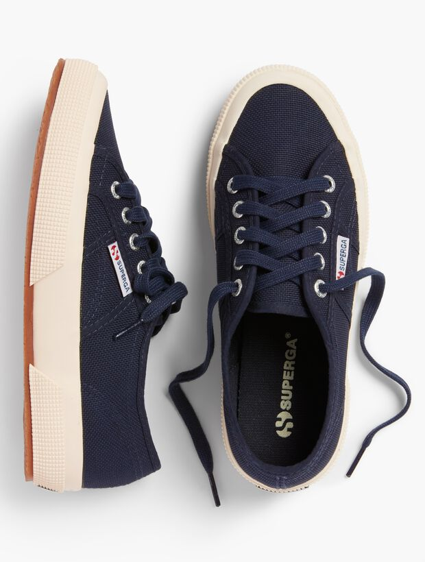 Superga(R) Lace-Up Sneakers