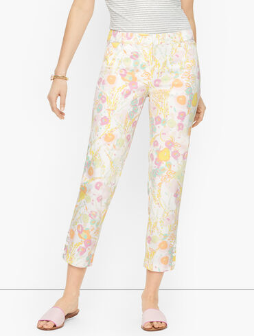 Perfect Crops - Abstract Floral