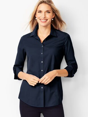 Perfect Shirt - Three-Quarter Sleeve
