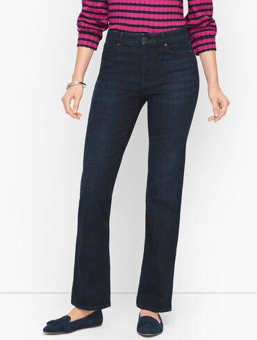 Barely Boot Jeans - Starlight Wash - Curvy Fit