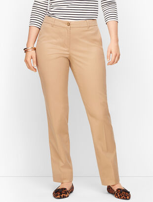 Full-Length Chinos - Curvy Fit