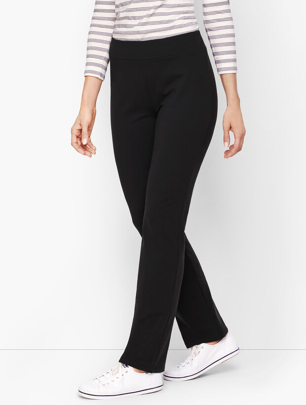 Tech Stretch Barely Bootcut Pants