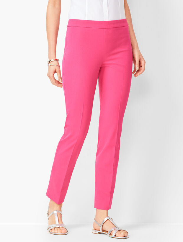 Talbots Chatham Ankle Pants - Solid